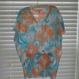 Lilly Pulitzer Swim / Pool / Beach Cover Up